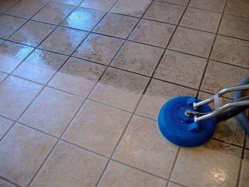 Tile Cleaning Steam Master Pro